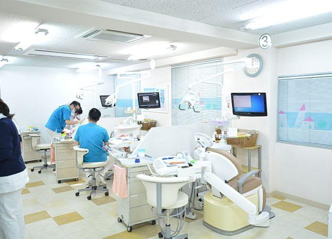 栂・美木多駅 1番出口徒歩14分 飯田歯科の院内写真3