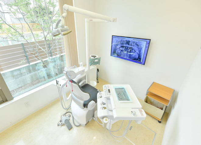 西鉄久留米駅 東口徒歩 12分 かく歯科クリニック(久留米市)の院内写真3