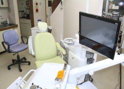 鷹の台駅 出口徒歩 10分 小池歯科医院の診療室の風景写真6