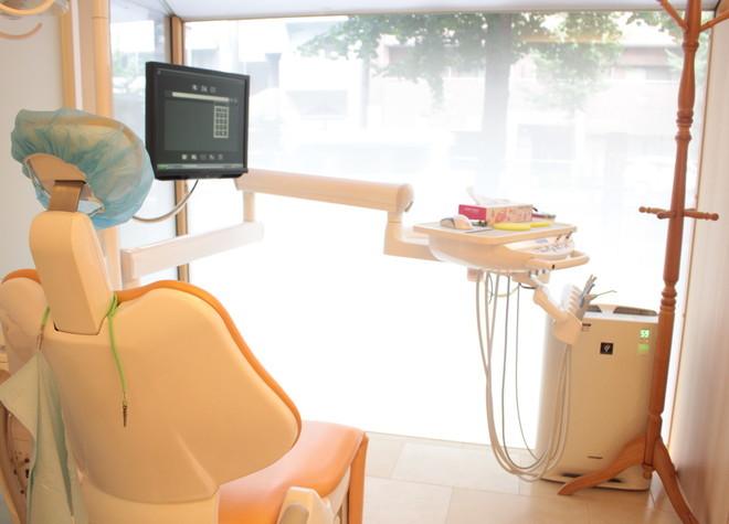 護国寺駅 出口6徒歩 5分 もりた歯科クリニックの治療台写真4