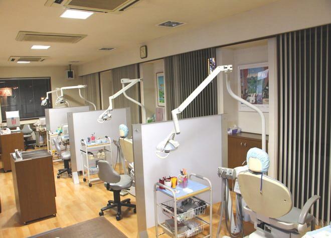 羽貫駅 出口徒歩 10分 上尾カナデ歯科・マウス&ピース矯正歯科の治療台写真2