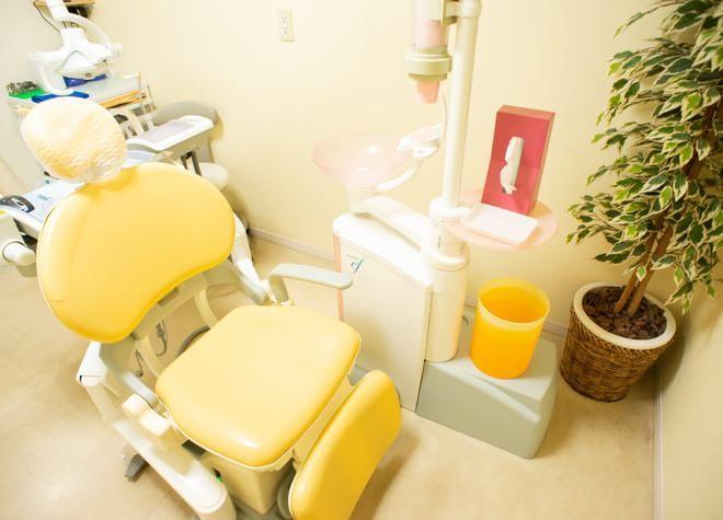 みなとみらい駅 1番出口徒歩 1分 歯科ホワイトスタイルの治療台写真6