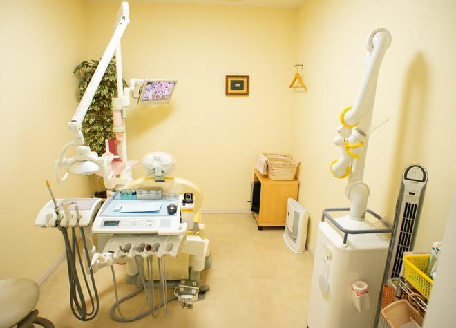 みなとみらい駅 1番出口徒歩 1分 歯科ホワイトスタイルの治療台写真7