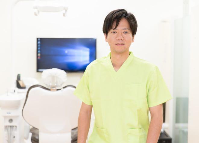 札幌駅前歯科東京クリニック 歯科医師