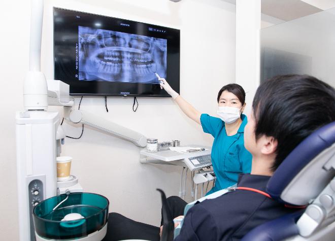 新百合ケ丘駅 北口徒歩 2分 新百合山手ファースト歯科のスタッフ写真3