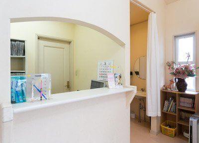 木屋瀬駅 出口徒歩 2分 ヤマチカ歯科小児歯科の院内写真5