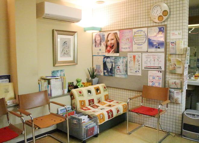 高崎駅 西口徒歩15分 大沢歯科クリニックの院内写真3