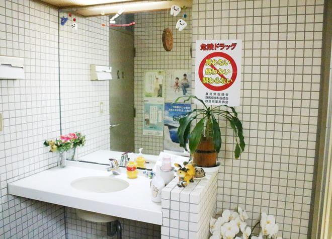 高崎駅 西口徒歩15分 大沢歯科クリニックの院内写真4
