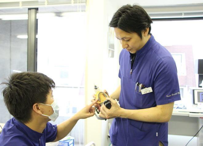 長堀橋駅 2B出口徒歩 2分 タニオ歯科クリニックのスタッフ写真2