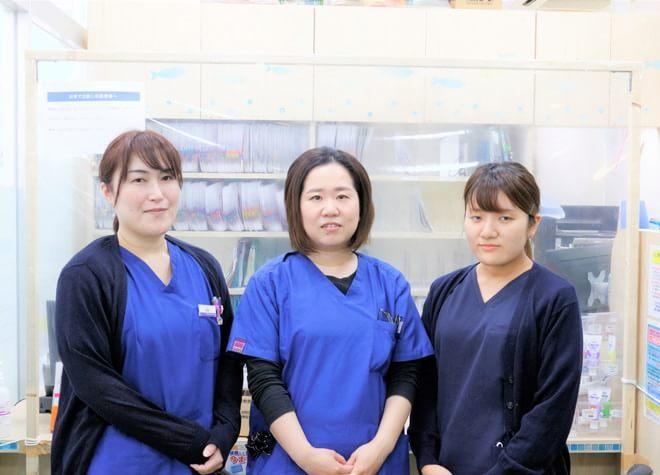 神領駅 出口車 8分 春日井きらり歯科のスタッフ写真6