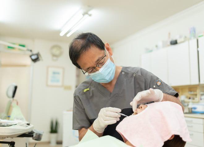 できる限り抜かない・削らない虫歯治療!う蝕検知液を活用