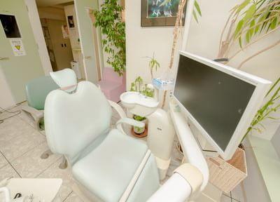 吉塚駅 出口 徒歩10分 さかもと歯科医院(筥崎宮の横)の院内写真2