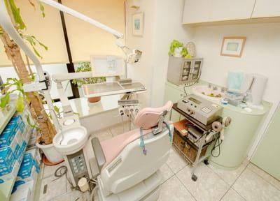 箱崎駅 出口徒歩8分 さかもと歯科医院(筥崎宮の横)の院内写真4