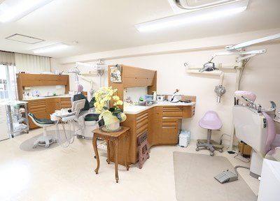 緑地公園駅 出口徒歩5分 氏本歯科医院写真5