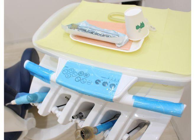 新川駅(北海道) 出口車 3分 さかい歯科クリニックの治療台写真4