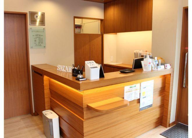 新川駅(北海道) 出口車 3分 さかい歯科クリニックの院内写真6