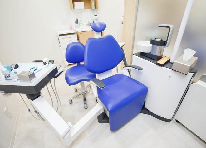 昭和町駅(大阪府) 4番出口徒歩 3分 エール・ドール中川歯科クリニックの治療台写真3