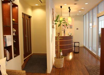 田町駅 徒歩8分 芝浦アイランド歯科の院内写真2