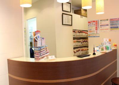 田町駅 徒歩8分 芝浦アイランド歯科の院内写真4