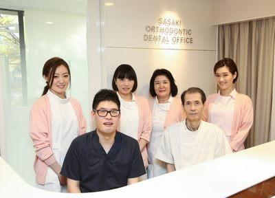 ササキ矯正デンタルオフィス(一般的な歯科診療)の画像