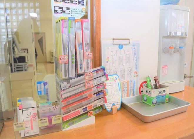 柳原駅(愛媛県) 徒歩 3分 堀本歯科の院内写真4