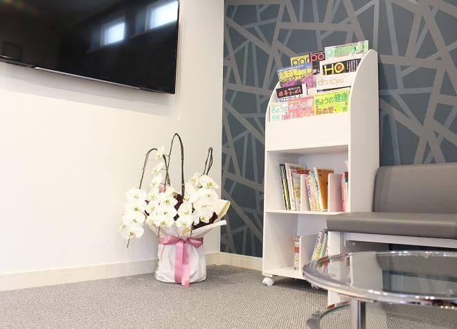 菊水駅 出口車5分 おおつぼ歯科クリニックの院内写真5
