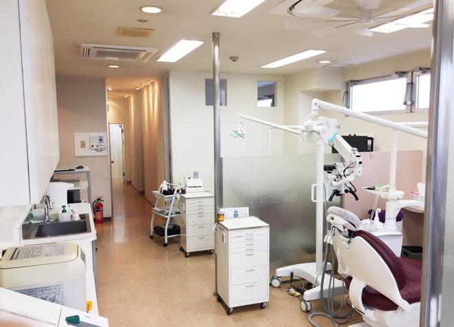 朝霞駅 南口徒歩 1分 シノハラ歯科医院の院内写真7