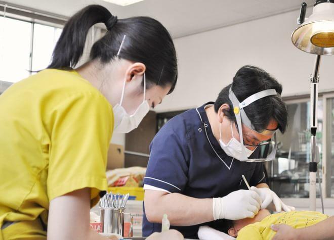 朝霞駅 南口徒歩 1分 シノハラ歯科医院のスタッフ写真5