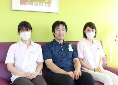 船橋駅 北口バス 7分 夏見台ひまわり歯科写真1