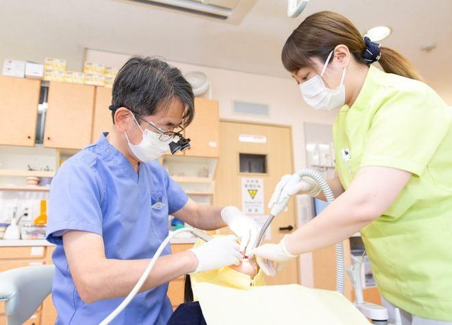 中野坂上駅 1番出口徒歩 5分 小林歯科クリニックのスタッフ写真2