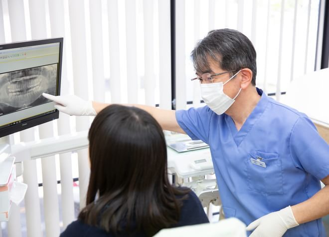 中野坂上駅 1番出口徒歩 5分 小林歯科クリニックのスタッフ写真3
