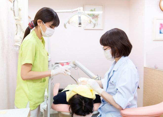 中野坂上駅 1番出口徒歩 5分 小林歯科クリニックのスタッフ写真4