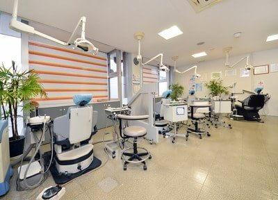 下北沢駅 西口徒歩0分 下北沢西口歯科クリニックの院内写真4