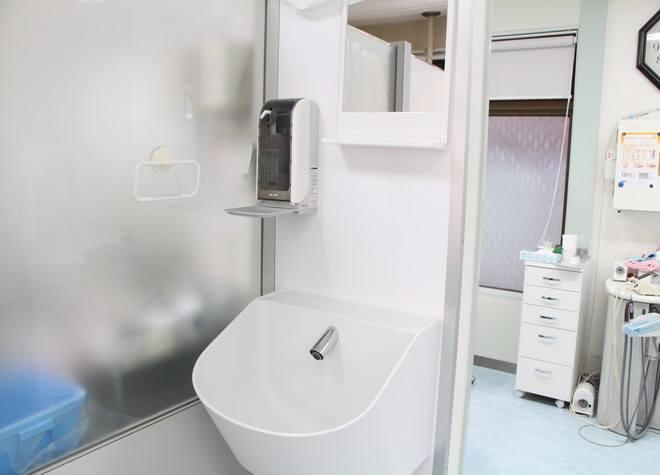 清瀬駅 南口バス15分 畑歯科医院の院内写真2