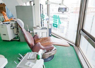 清瀬駅 南口徒歩1分 信宅ビル歯科医院の院内写真2