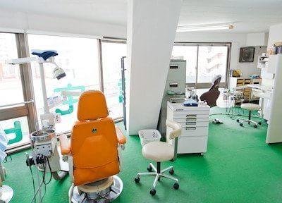 清瀬駅 南口徒歩1分 信宅ビル歯科医院の院内写真3