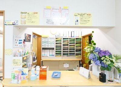 忍ヶ丘駅 西口徒歩1分 清水歯科医院の院内写真1