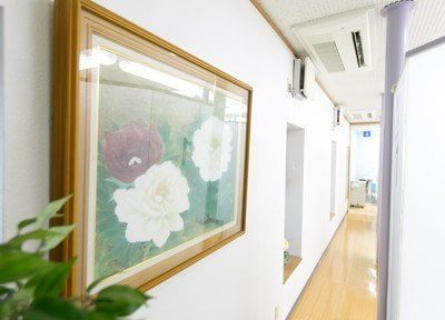 忍ヶ丘駅 西口徒歩1分 清水歯科医院の院内写真3