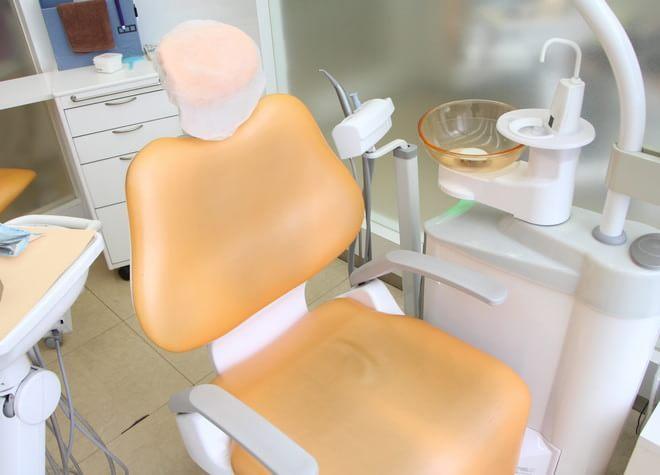 福山駅 出口車 10分 さくらだホワイト歯科の治療台写真7