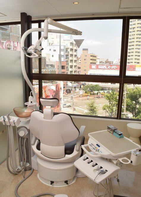 兵庫駅 北口徒歩1分 なかたに歯科クリニックの院内写真5