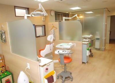 本川越駅 車10分 あずまファミリー歯科の院内写真2