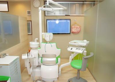 川越駅 車10分 あずまファミリー歯科の院内写真3