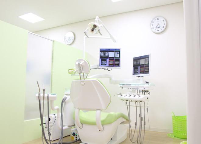 品川駅 バス28分 たけの歯科クリニックの治療台写真7