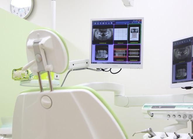品川駅 バス28分 たけの歯科クリニックの治療台写真4