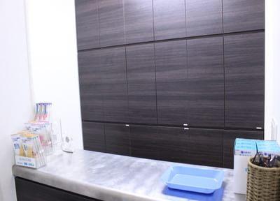 京成立石駅 出入口1徒歩4分 中島歯科医院の院内写真2