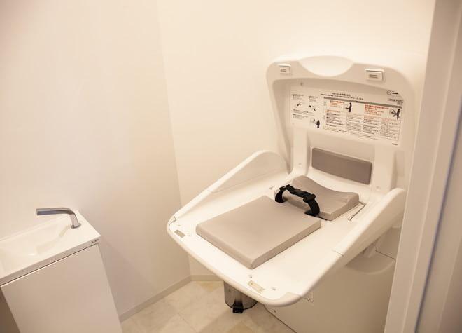 深井駅 徒歩 3分 深井こどもファミリー歯科の院内写真2