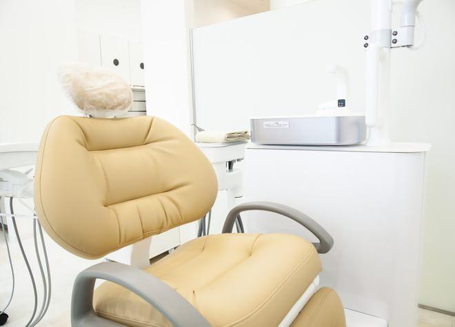 深井駅 徒歩 3分 深井こどもファミリー歯科の治療台写真5