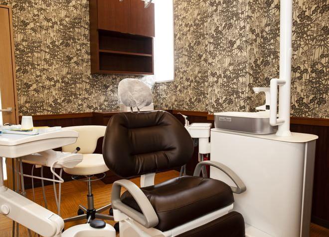 深井駅 徒歩 3分 深井こどもファミリー歯科の治療台写真6