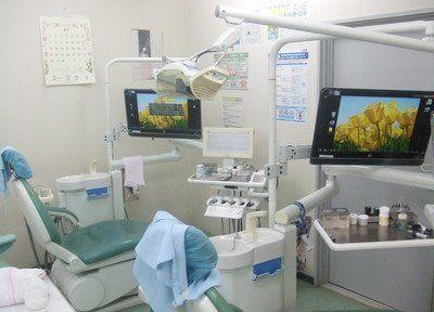 北松戸駅 2番出口徒歩 11分 さかえ歯科クリニック写真3