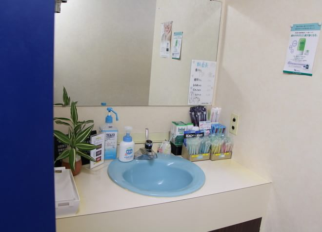 千歳船橋駅 2番出口徒歩 1分 IK歯科医院の院内写真7
